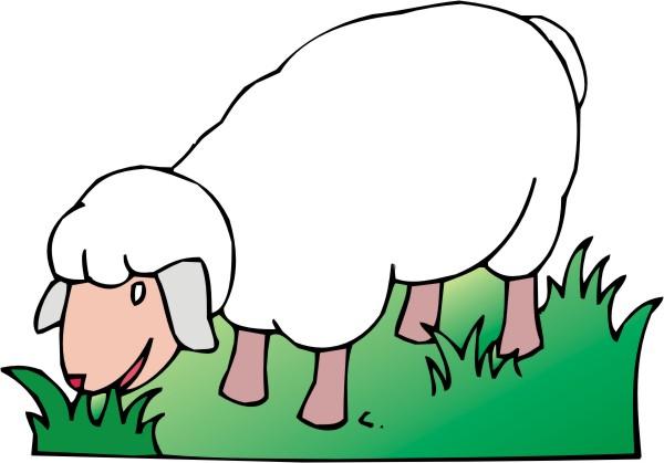 600x419 Sheep Eating Grass Clipart Amp Sheep Eating Grass Clip Art Images