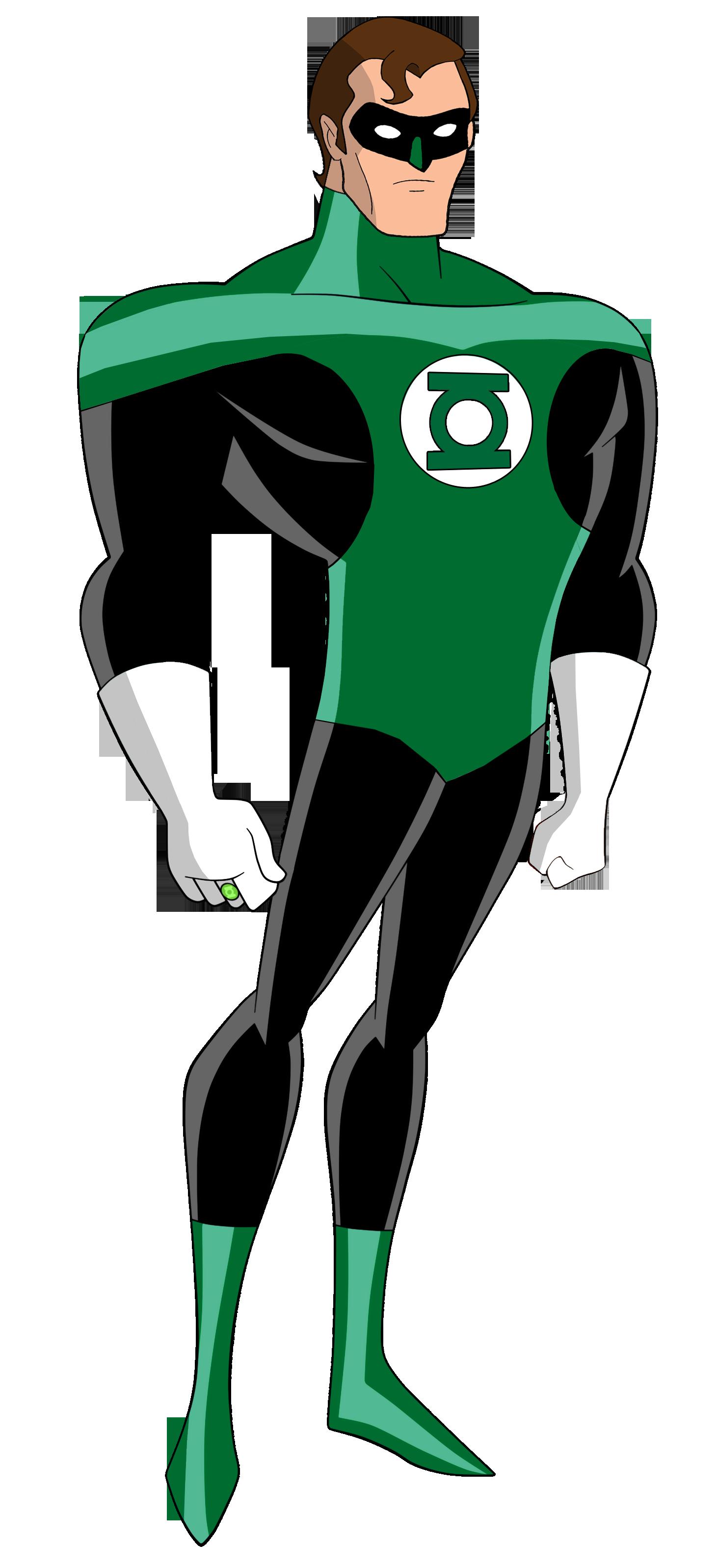 1461x3195 Green Lantern (Hal Jordan) Jlu By Noahlc