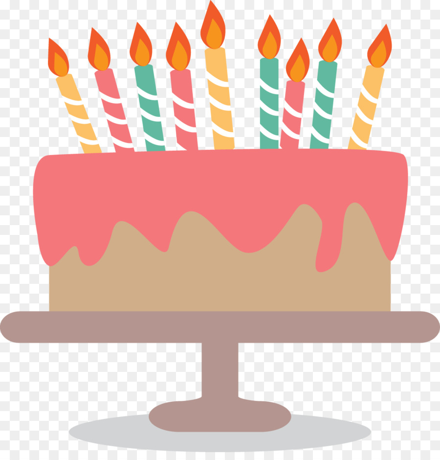 900x940 Birthday Cake Greeting Card Clip Art