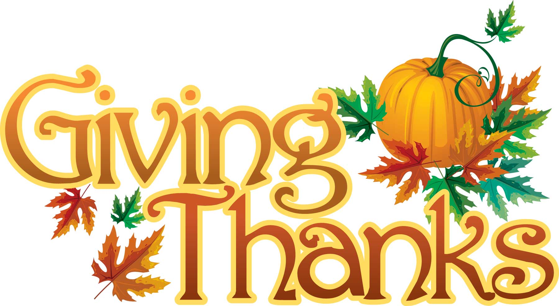 1800x986 Giving Thanks Clip Art Clipart