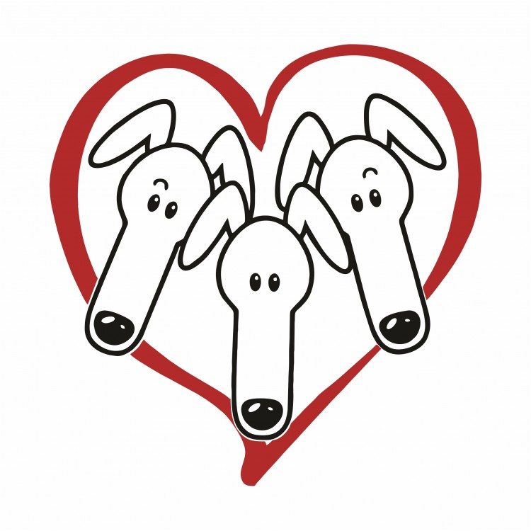 750x750 Greyhound Heart Tee