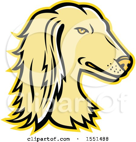 450x470 Royalty Free (Rf) Saluki Clipart, Illustrations, Vector Graphics