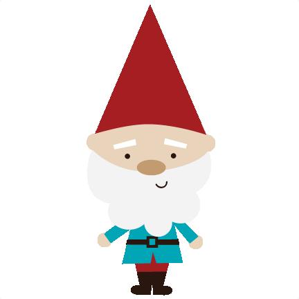 432x432 Garden Gnome Svg Files For Scrapbookin Cards Garden Gnome Svg Cut