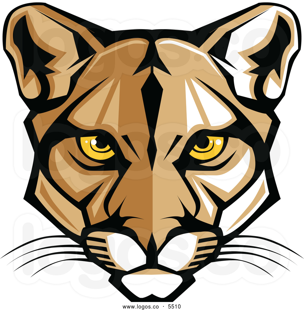 1024x1044 Collection Of Cougar Head Clip Art High Quality, Free