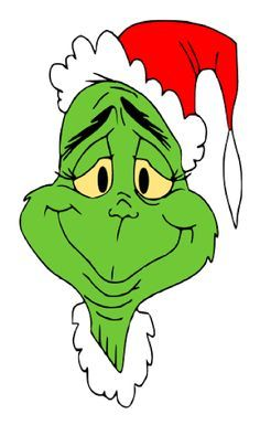 236x385 Grinch Printables Grinch Mask Coloring Pages Christmas