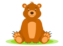 210x153 Exclusive Ideas Grizzly Bear Clipart Free Clip Art Pictures