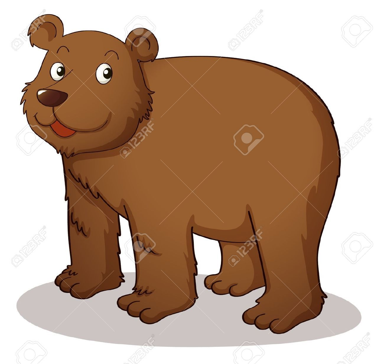 1300x1234 Grizzly Bear Images Clip Art