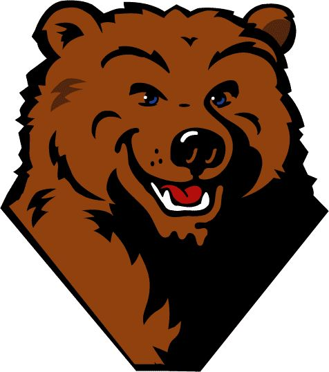 476x538 Grizzly Bear Clipart Bruin