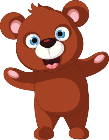 366x469 Grizzly Clipart Bear Cub