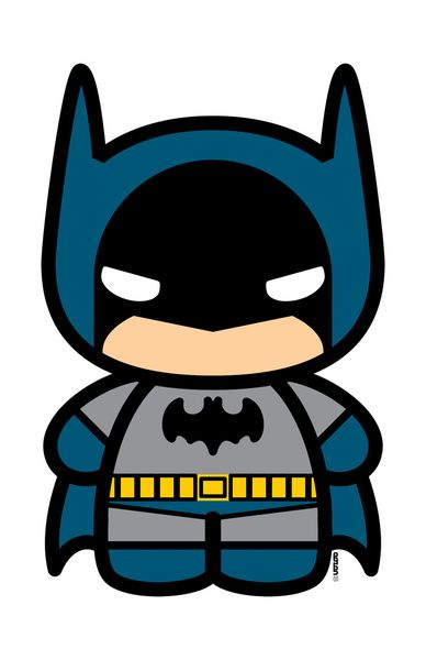 388x600 Chibi Fi Batman Art Print We Are Groot Chibi