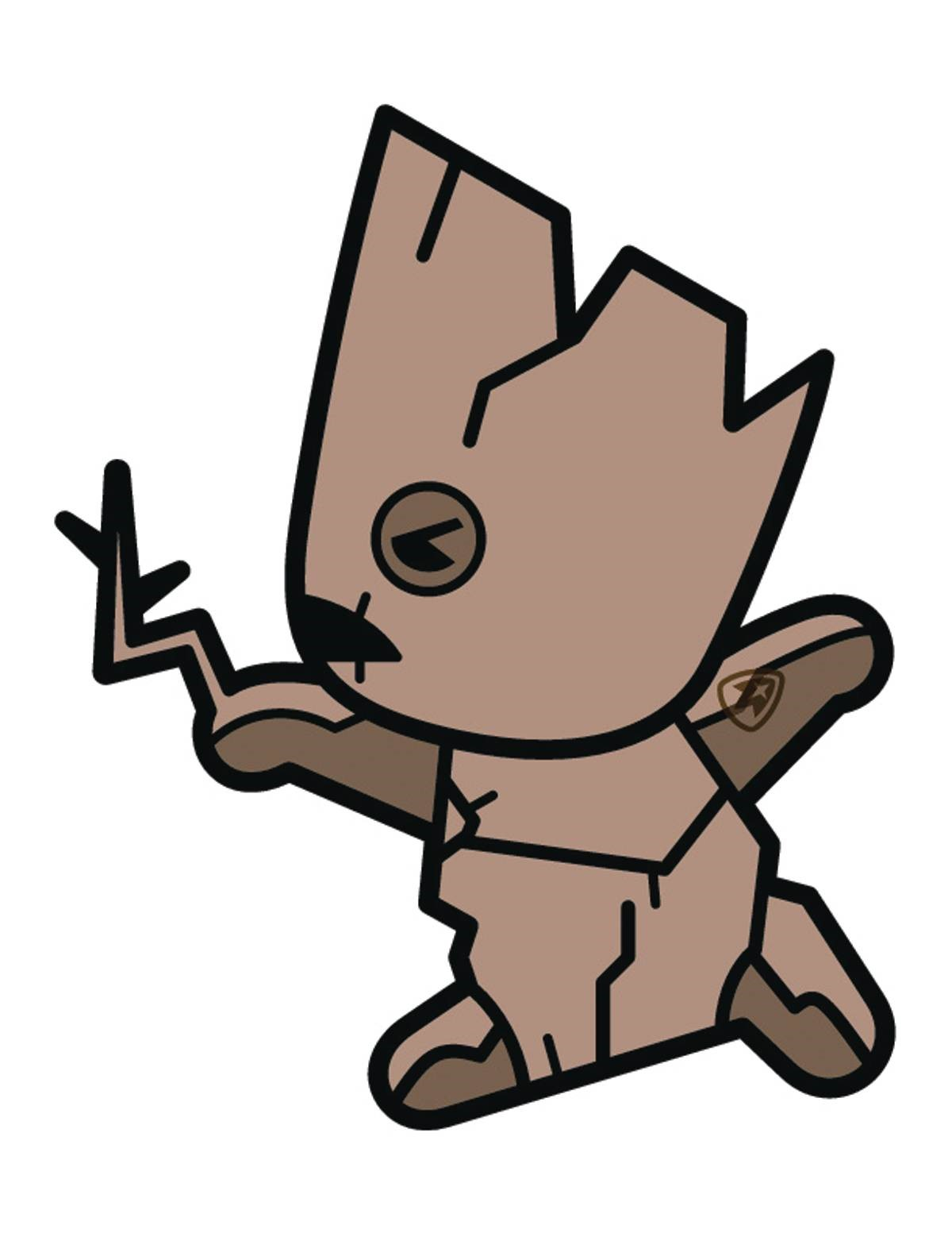 1200x1553 Guardians Of The Galaxy Kawaii Magnet