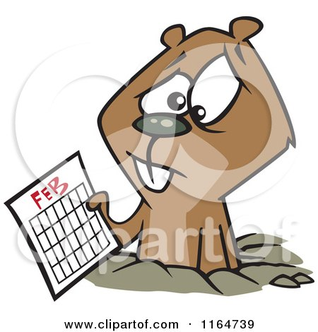 450x470 Royalty Free (Rf) Groundhog Clipart, Illustrations, Vector Graphics