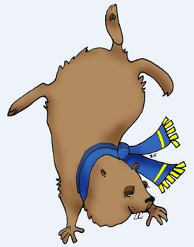 Groundhog Day Clipart At Getdrawingscom Free For Personal Use