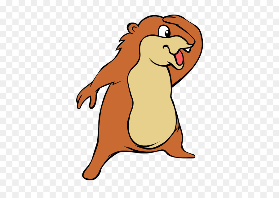 900x640 The Groundhog Groundhog Day Clip Art