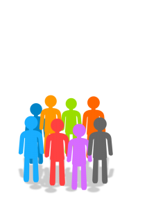 212x300 Group Of People Clipart Collection