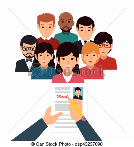 426x470 People Group Avatar Character Vector Illustration Design Eps