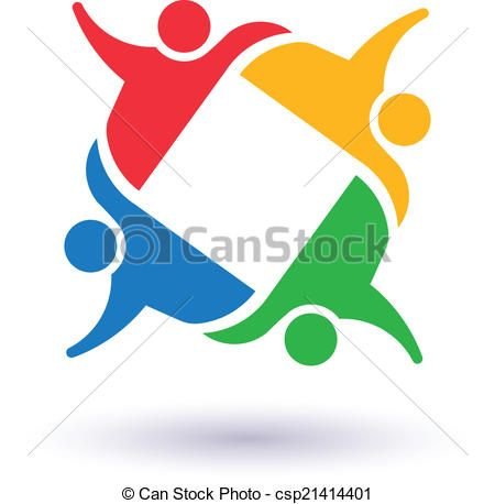 450x458 Team 4 Committee.concept Group Of People United, Social Guys
