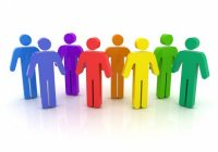 200x140 People Clipart Team Group People Clip Art