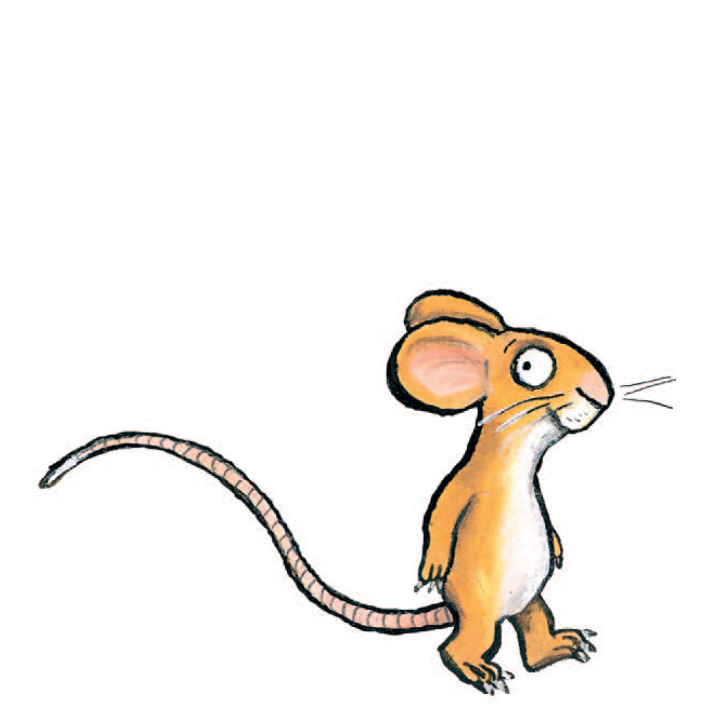 Today:1582542157 | Gruffalo Mouse Outline Clipart | HERE