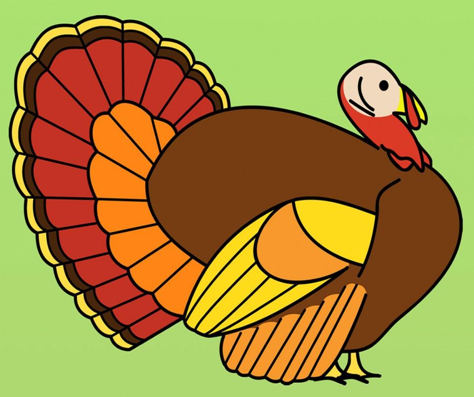 970x812 Best Turkey Feather Clip Art