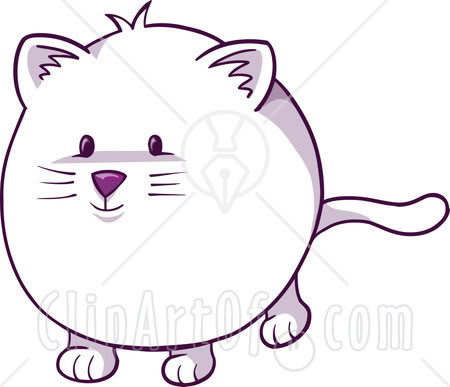 450x387 Collection Of Fat Cat Clipart Black And White High Quality