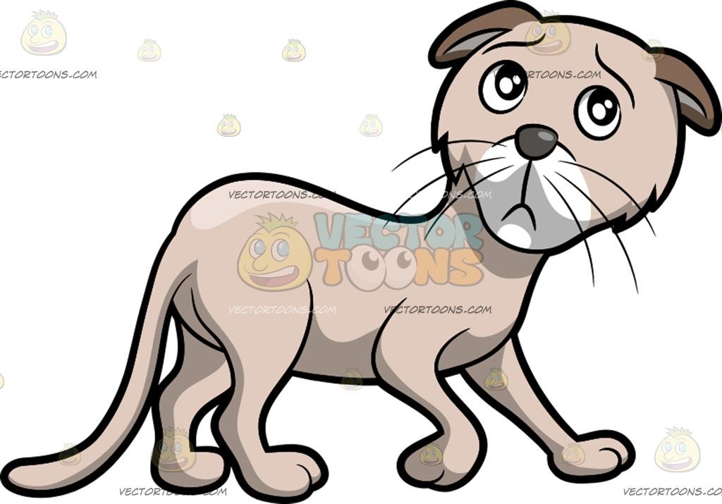 1024x715 Sad Cat Clipart Grumpy Cat By Rones