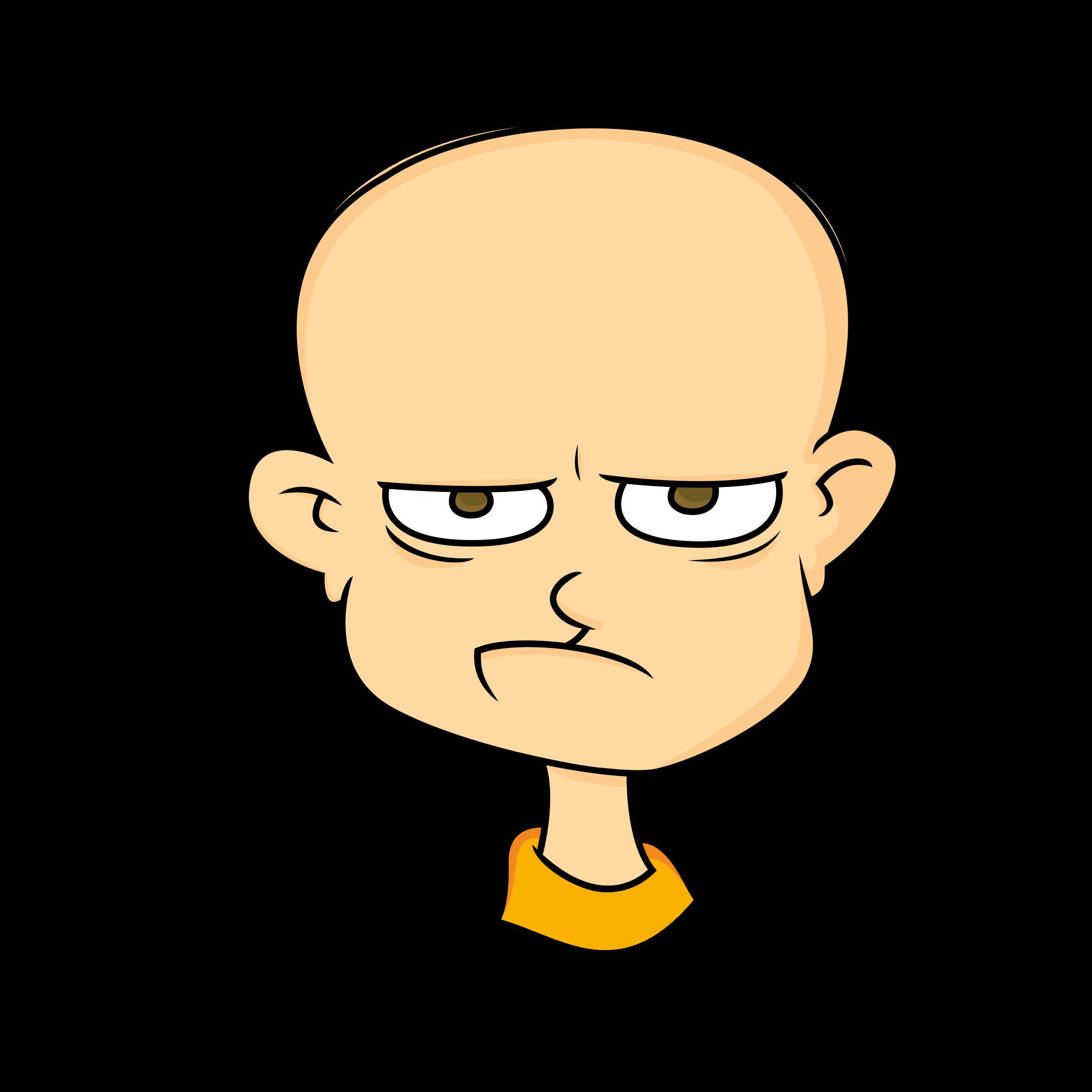 2400x2400 Png Grumpy Face Transparent Grumpy Face.png Images. Pluspng