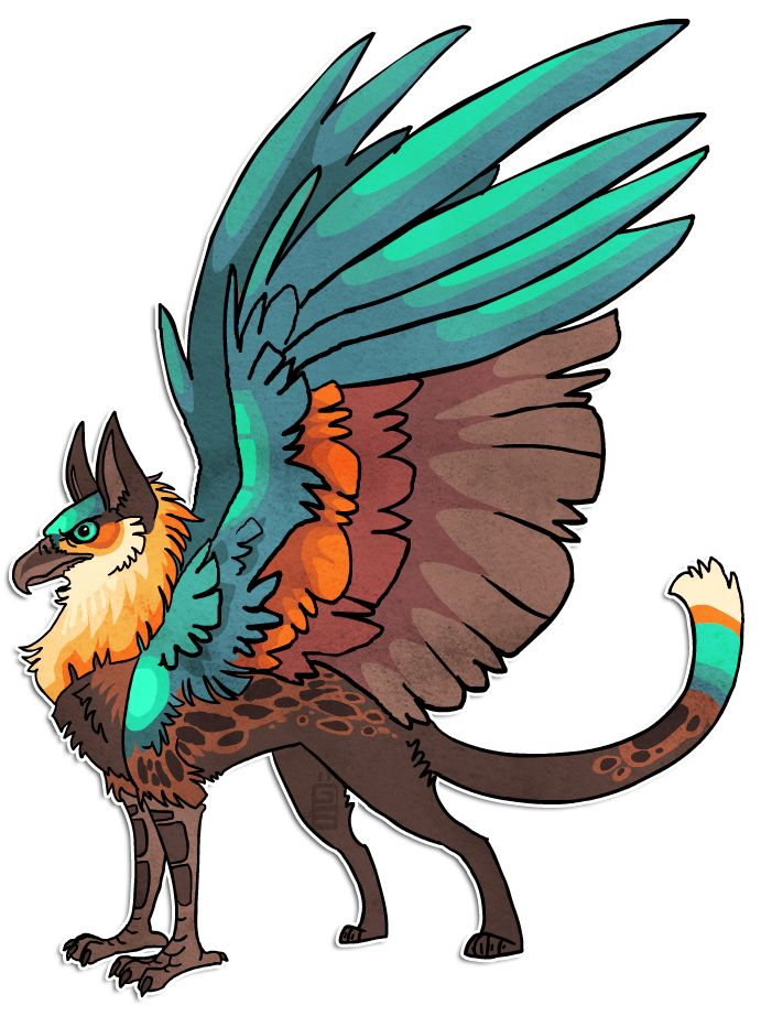 Gryphon Clipart