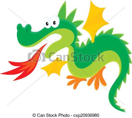 450x403 Fantastic Dragon Vector Clip Art Royalty Free. 588 Fantastic