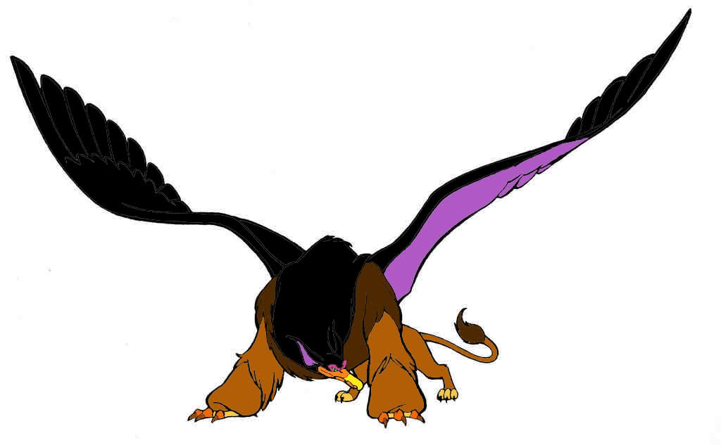 1024x633 Griffin (Quest For Camelot) Monster Moviepedia Fandom Powered