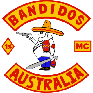 320x320 Bandidos Mc Nomad Emblems For Gta 5 Grand Theft Auto V