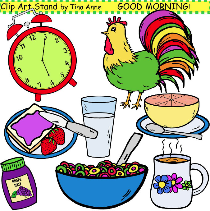 676x679 Download Good Morning Clipart