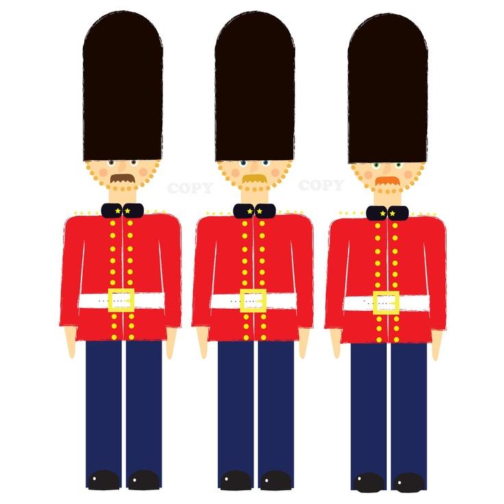 736x736 England Clipart British Guard Clipart