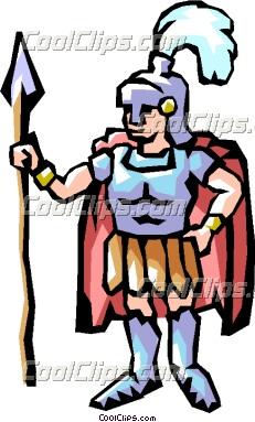 231x383 Roman Guard Clipart Panda