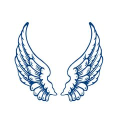 236x236 Angel Wing Clipart