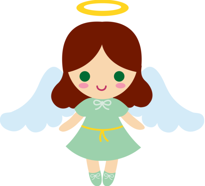 711x646 Guardian Angel Free Clipart Kid