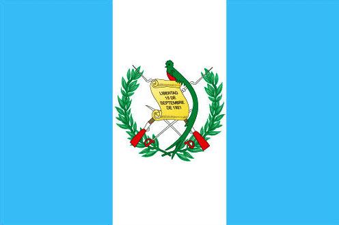 496x329 Free Animated Guatemala Flags