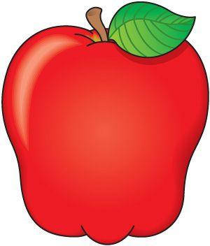 300x352 Carson Dellosa Apple Clip Art Clipart