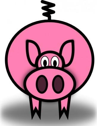 326x425 Pink Pig Clip Art Clipart Panda