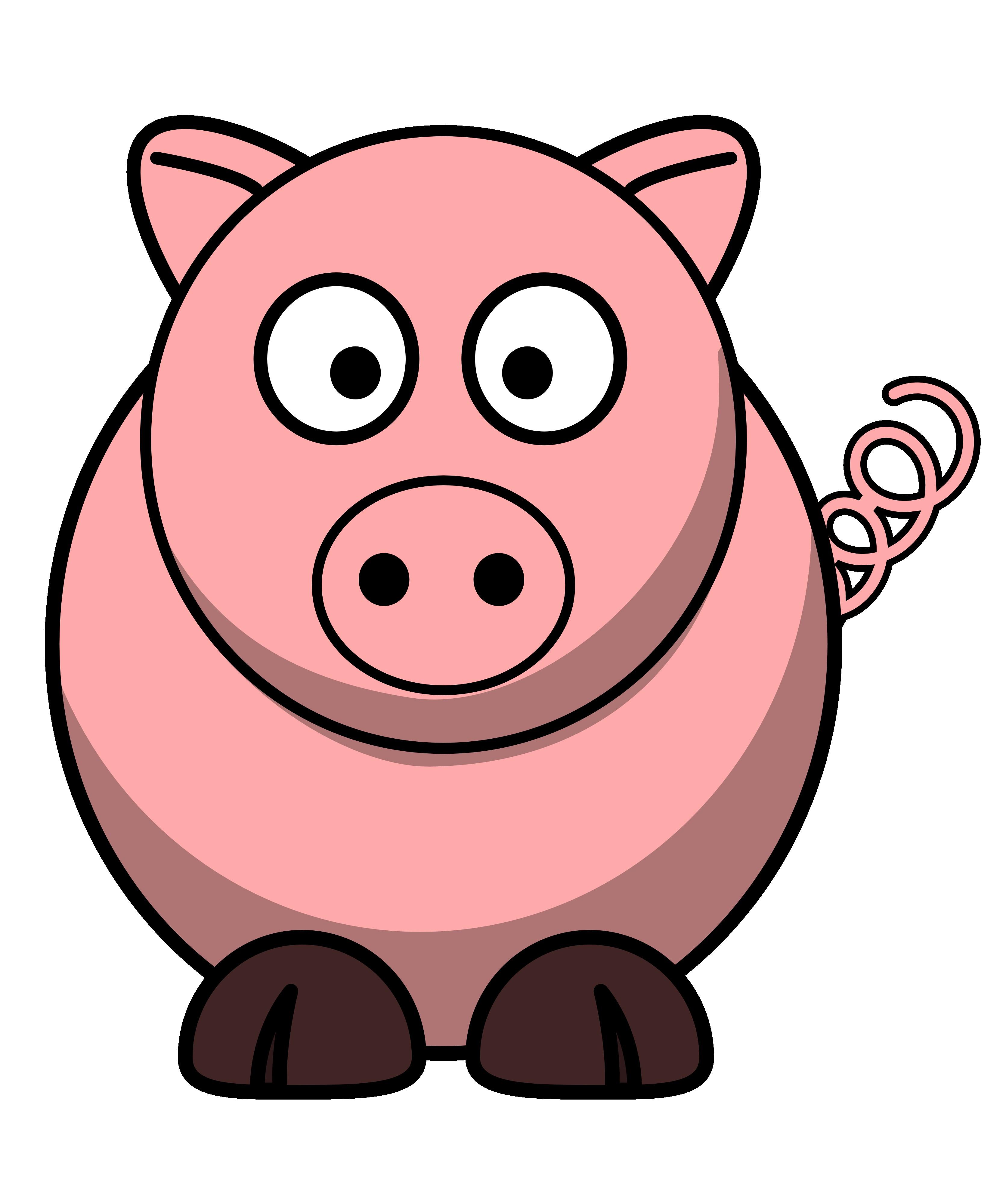 3333x4000 Clip Art Pig Pictures Clip Art