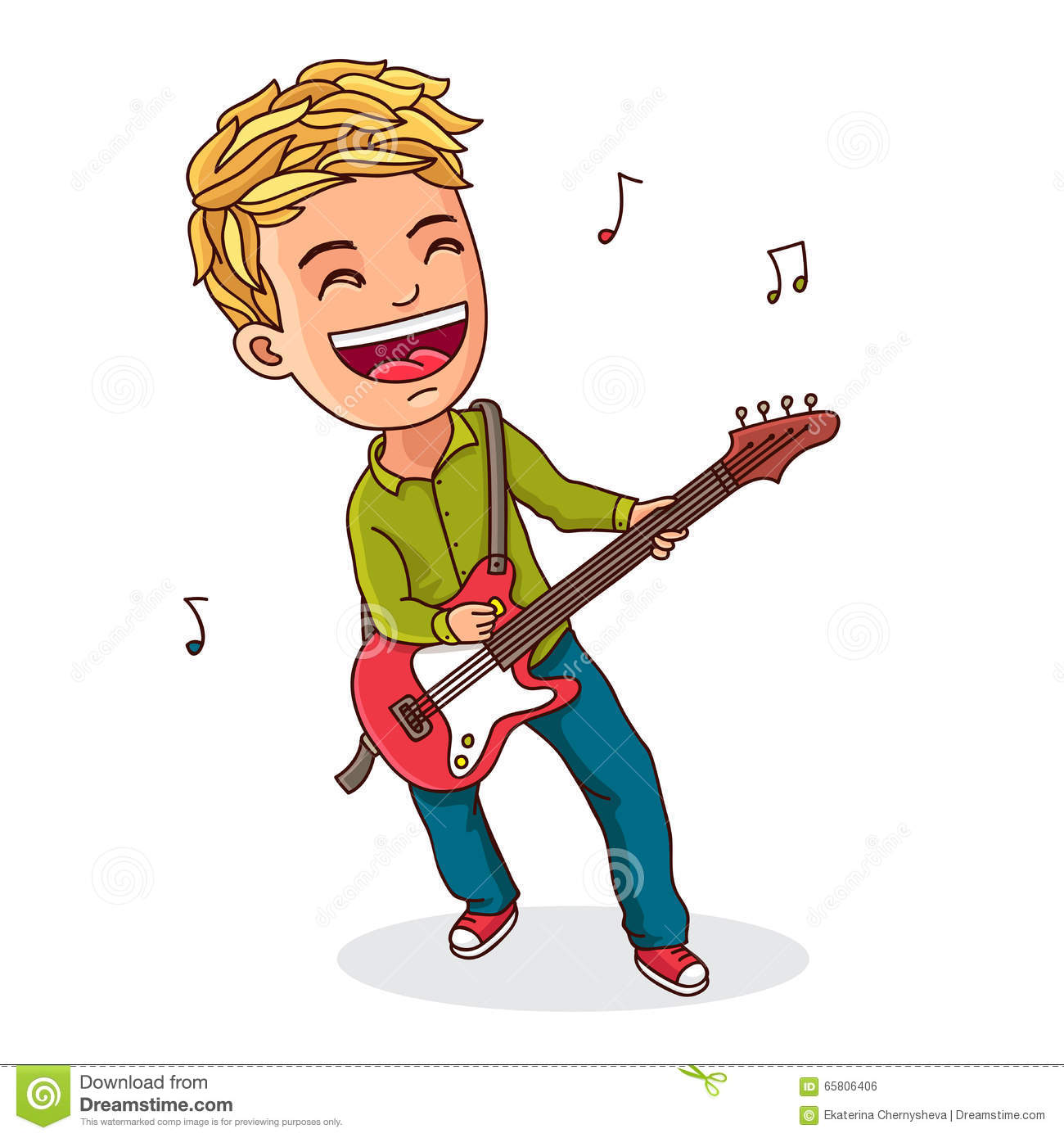 1300x1390 Guitar Clipart For Kid