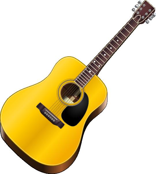 540x600 Guitar Clip Art Guitar Clip Art