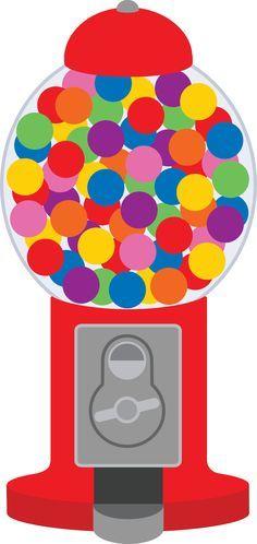 236x498 Cute Clip Art Of A Classic Red Gumball Machine Clip Art 2