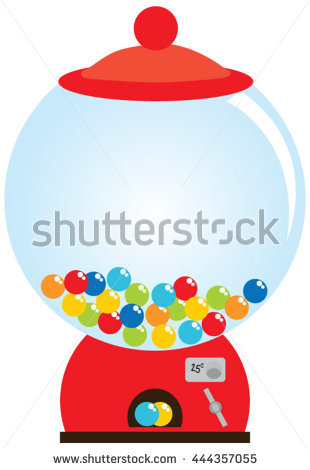 310x470 Gumball Clipart Red 3588361