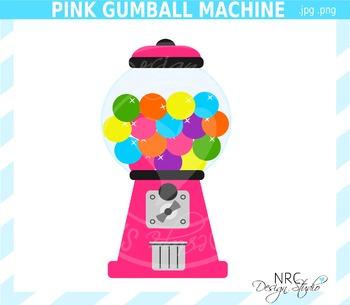 350x305 Gumball Machine Clip Art Teaching Resources Teachers Pay Teachers