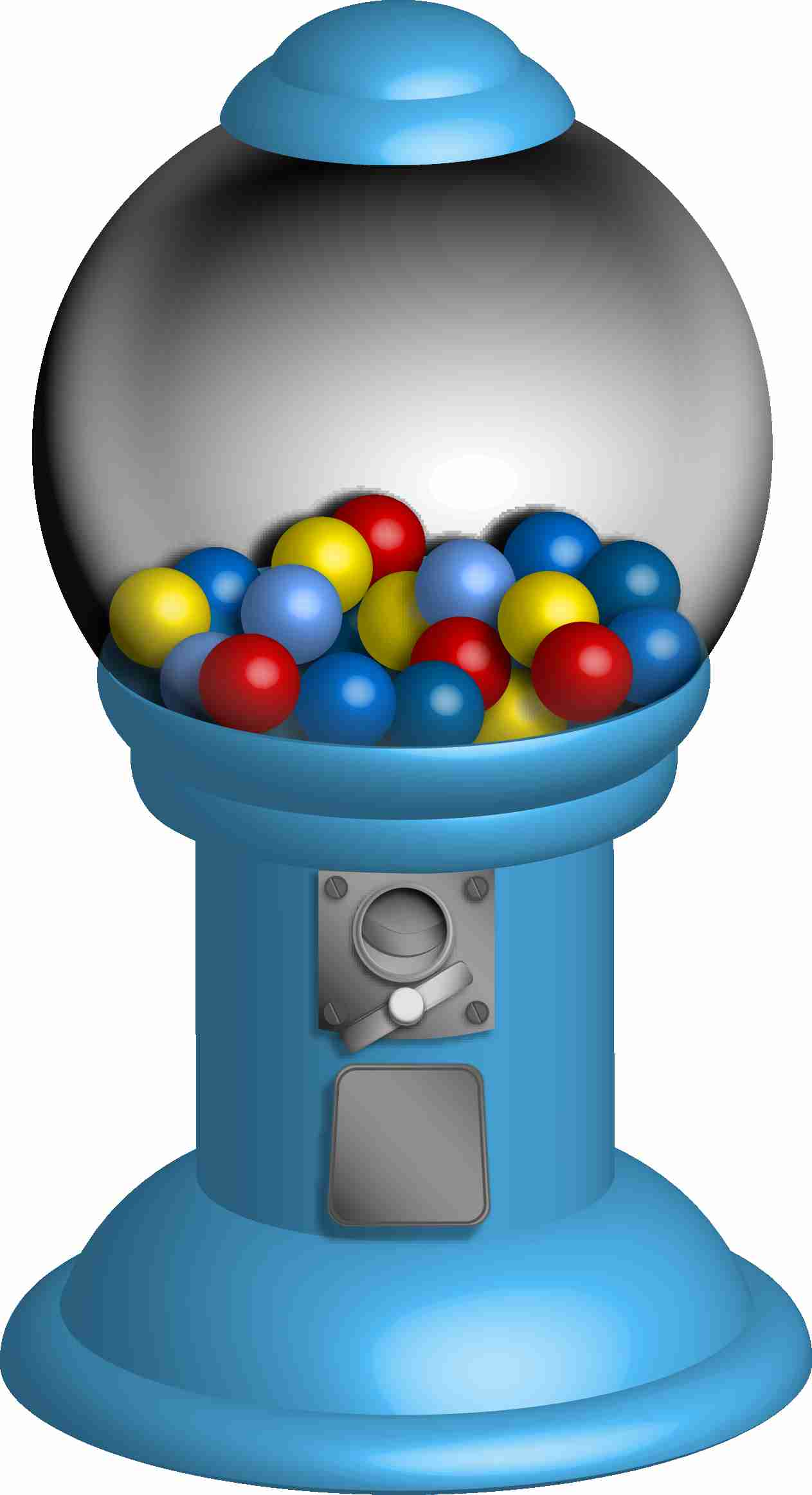 1263x2325 Gumball Machine Cliparts Free Download Clip Art In Clipart 4