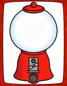 236x305 Gumball Machine Silhouette Design, Gumball Machine And Gumball