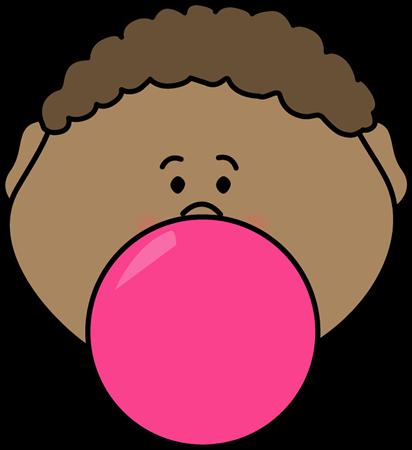 412x450 Bubble Clipart Bubble Gum Bubble