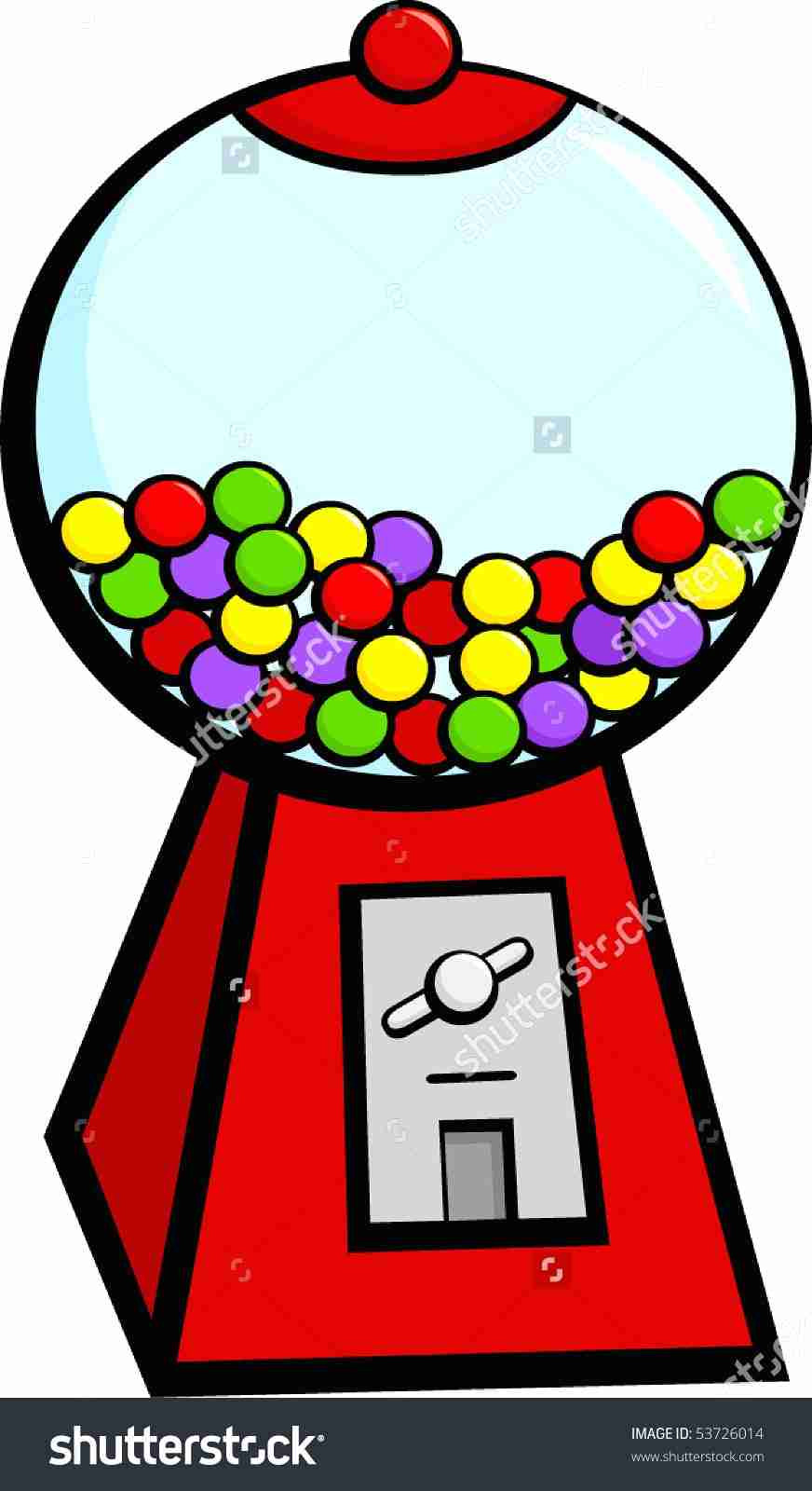 872x1600 Classic Red Gumball Machine Free Clip Art Beautiful Bubble Gum