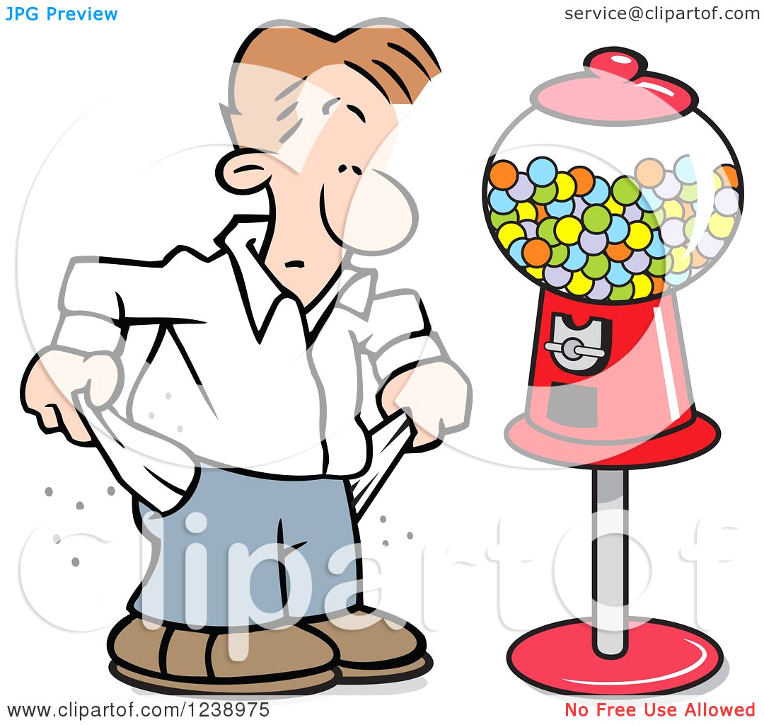 1080x1024 Gumball Machine Template Black And White No Words Clip Art 1019